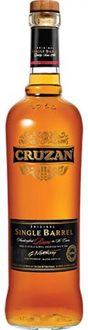 Cruzan Rum Single Barrel